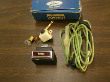 NOS 1967 Ford Galaxie 500 XL Park Brake Warning Light