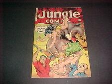 JUNGLE COMICS  #153  TIGER GIRL  9.2 NM-
