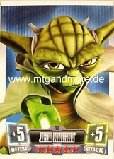 Jedi Knight: Yoda #186 - Force Attax Serie 2