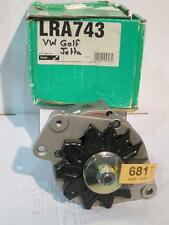 Jetta Golf Jetta MkII Carat, Passat 32B Alternator Lucas LRA743  ALT 681