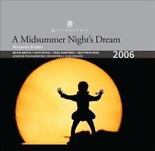 Britten: A Midsummer Night's Dream, New Music