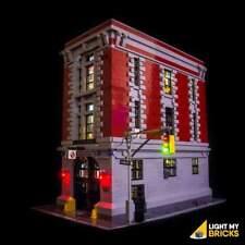 LIGHT MY BRICKS - LED Light Kit for LEGO Ghostbusters Firehouse 75827 set - NEW