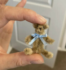 Miniature Hand Crafted Bear Albert