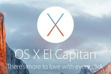 Mac OS X El Capitan 10.11.6 on a Verbatim 16Gb USB2 drive.