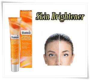 Balea Dark Spots Brightener Cream - Lightening  the Skin Pigmentation 50 ml