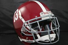 Schutt XP PRO VTD On-Field Lg Game Football Helmet ALABAMA CRIMSON TIDE #13 2016