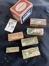 Vintage Heddon & Other Vintage Items
