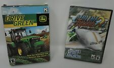 Airline Tycoon 2 Gold Edition + John Deere Drive Green Farming Simulator Bundle