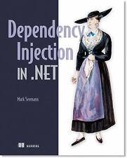 Dependency Injection in .NET, Mark Seemann
