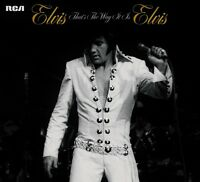 ELVIS PRESLEY That's the Way it is (1971) CD NEUF SANS BLISTER 12 Titres