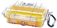 MICRO CASE 1010 CLEAR/YELLOW LINER Storage Cases - JG76780