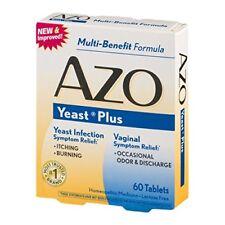Medicamento Homeopático Tratamiento Infecciones Levadura Vaginal Azo Yeast