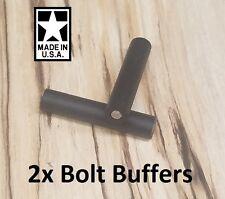 2 Viton & Stainless Bolt Buffer Recoil Pins Ruger 10/22, KIDD, Volquartsen B46