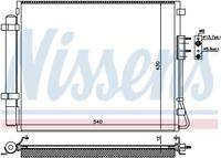 NISSENS Air-con Condenser - 940726 (3 Year Guarantee)