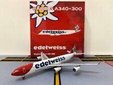 Phoenix 1:400 Edelweiss Airbus A340-300 HB-JMG