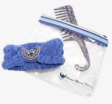 Disney Lilo & Stitch Bath Bag Headband & Comb Grooming Tote Set