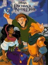 Disney's Hunchback of Notre Dame, Mouse Works Books, Hardcover, VGC