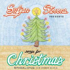 SUFJAN STEVENS SONGS FOR CHRISTMAS 5LP VINYL BOX SET SEALED AKR28LP