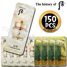 The History of Whoo Bichup JA Yoon Cream 1ml X 100pcs (100ml) Sample Anti-aging