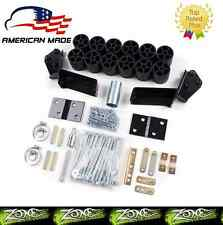 "1992-1994 Chevrolet GMC Blazer Suburban Yukon XL Zone 3"" Body Lift Kit 2WD/4WD"