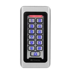 Retekess T-AC03 Door Access Control Waterproof Standalone Keypad Home Security