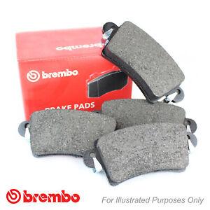 Genuine Brembo Rear Brake Pads - P24160