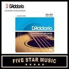 Daddario EJ16 Acoustic Guitar Strings 12-53 NEW 1 Set D'ADDARIO J16
