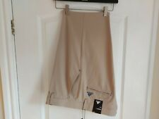 Adidas Golf trousers.Mens W36/L32. Lightweight, Khaki.