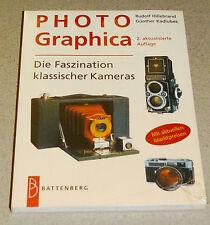 Die Faszination klassischer Kameras Photographica von Hillebrand und Kadlubek