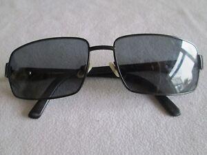 Chesterfield black glasses frames.