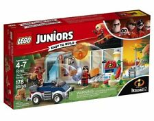 LEGO JUNIORS Incredibles 2  The Great Home Escape 10761  (New Sealed)