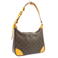 LOUIS VUITTON BOULOGNE 30 SHOULDER BAG PURSE MONOGRAM M51265 AS0032 A49834