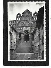 cpsm 43 LE PUY - Montée de la Cathédrale