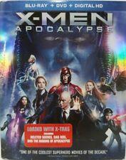 X-Men: Apocalypse Blu-Ray DVD+Digital+Digital HD 2016 Sealed brand new
