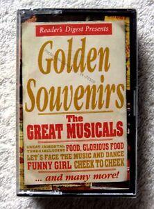 76309 Cassette 1 Golden Souvenirs [NEW / SEALED] Cassette Album