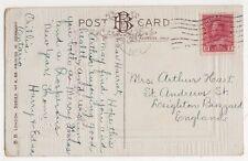 Mrs Arthur Hart, St. Andrews Street, Leighton Buzzard 1912 Postcard, B398