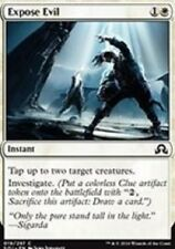 Expose Evil NM X4 Shadows Over Innistrad MTG White Common