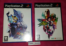 KING OF FIGHTERS MAXIMUM IMPACT 2 KOF + KING OF FIGHTERS XI SONY PS2