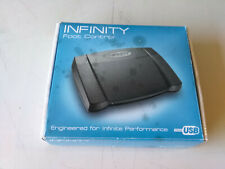 INFINITY IN-USB-2 DIGITAL TRANSCRIPTION FOOT CONTROL PEDAL
