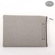 Pijama iPad Case Dotty Small Grey