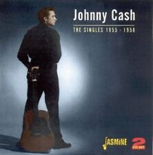 Johnny Cash - The Singles 195558 [CD]