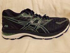 Women's Asics Gel Nimbus 20 running shoes.Multi-color.US size 9 medium.