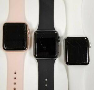 Apple Watch Series 3 GPS Aluminum - 38MM - Silver Space Gray Gold | Poor C-Grade