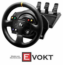Steering Wheel TX Racing Wheel Leather Edition XBOX One XB-One PC NEW + OVP