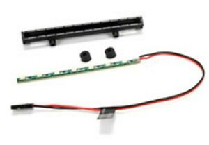 Losi LOS230005 LED Light Board and Light Bar Housing Night Crawler / 2.0