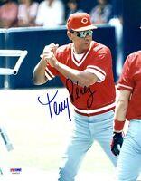 Tony Perez Psa/dna Signed 1/1 Original 8x10 Photo Authenticated Autograph