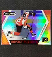 2017-18 UD SYNERGY IMPACT PLAYERS CLAUDE GIROUX FLYERS