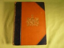 The Badminton Library Athletics and Football by Montague Shearman 1889 Leather