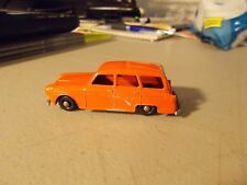 VINTAGE BUDGIE AUSTIN A95 WESTMINSTER COUNTRYMAN NO. 15 MADE IN ENGLAND ORANGE