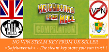 Neighbours from Hell Compilation Steam key NO VPN Region Free UK Seller